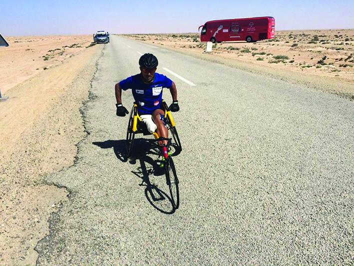 marocains aux Jeux Olympiques