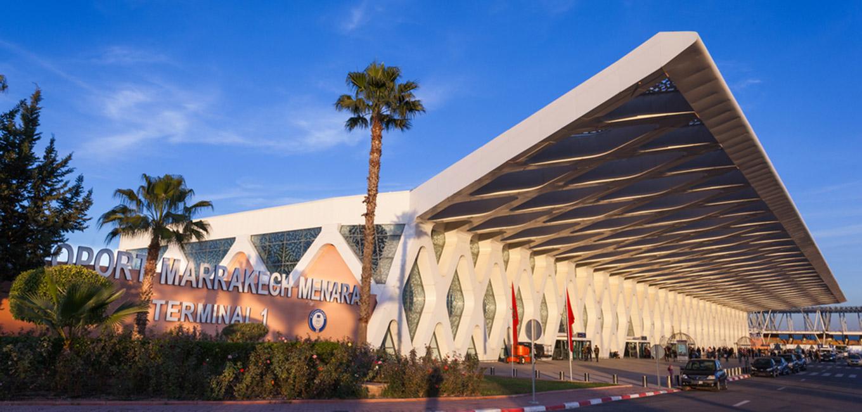 Aéroport Marrakech-Ménara