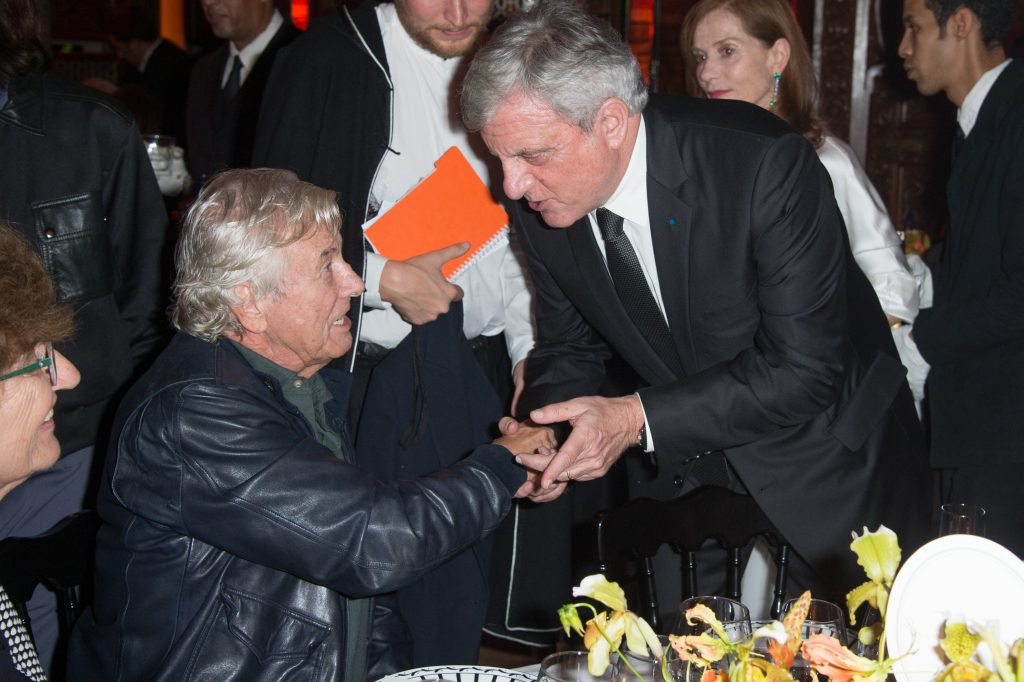Paul Verhoeven et Sidney Toledano
