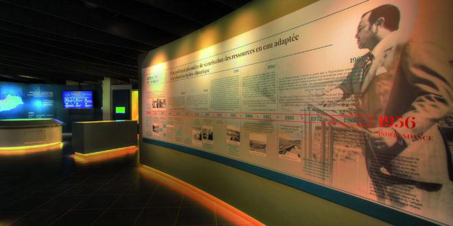 Musée Mohammed VI pour la Civilisation de l'eau