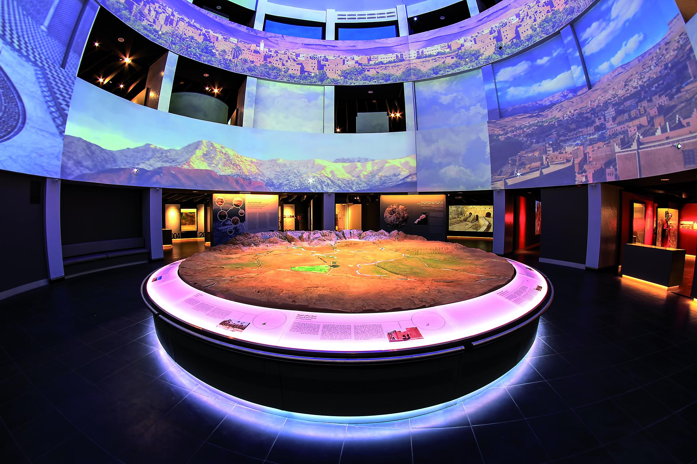 Le Musée Mohammed VI pour la civilisation de l'eau