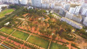 Le Parc de la ligue Arabe