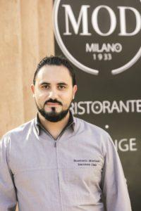 Propriétaire restaurant MOD Milano
