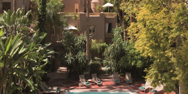 jardins de la médina