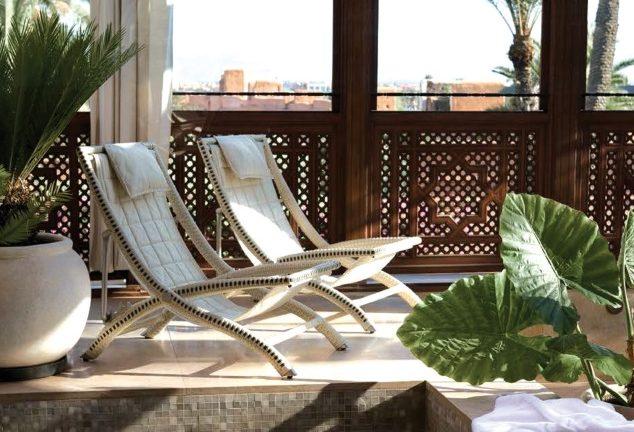 le Spa Royal Mansour Marrakech