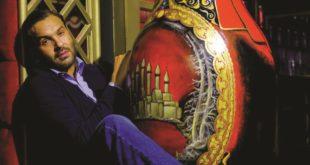Youssef Gourad,Directeur artistique de Raspoutine Marrakech