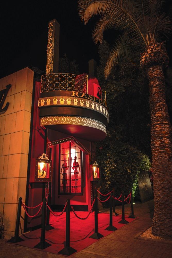Raspoutine Marrakech