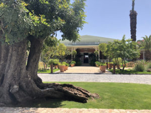 l'atelier KLP Royal Golf de Marrakech