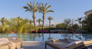 Sofitel Marrakech Lounge