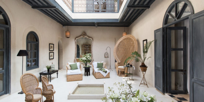 Spa Riad Tarabel